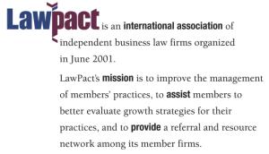 Lawpact, independent business law, Unterstützung Arbeitsrecht