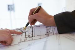 privates Baurecht, Architektenvertrag, Nachbarrechtsgesetz